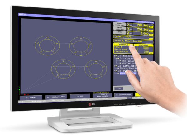 MASSO Touch Screen
