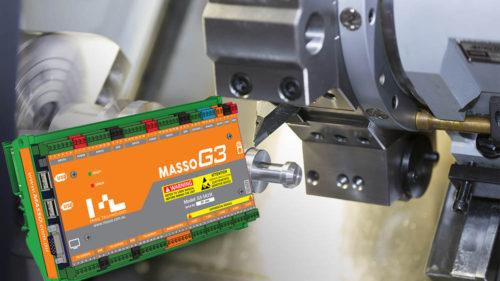 MASSO G3 - Lathe