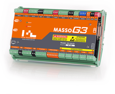 masso controller new post processors