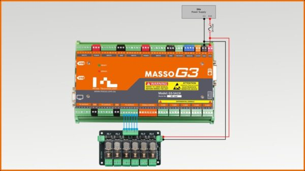 MASSO Relay Module - Product 3